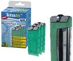 Картриджи Для Фильтра Tetra (Тетра) Для Внутренних Фильтров EasyCrystal FilterРack 250/300 Без Угля 3шт 151581