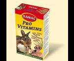 Витамины SANAL (Санал) Дропсы для Грызунов 45г Pro Vitamine (Про Витамин)