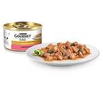 Консервы Gourmet (Гурме) Gold Для Кошек Форель с Овощами Кусочки в Подливке 85г