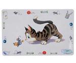 Коврик Под Миску Trixie (Трикси) Кошка 44*28см 24544