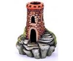 Грот Для Аквариума Башня На Камнях К-56 Гротаква