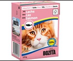 Консервы Bozita (Бозита) Feline Salmon Chunks in Sause Для Кошек Лосось Кусочки в Соусе 370г