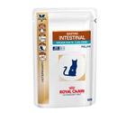 Лечебный Влажный Корм Royal Canin (Роял Канин) Для Кошек При Заболеваниях ЖКТ (Панкреатит) Gastrointestinal Moderate Calorie 85г