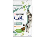 Сухой Корм Cat Chow (Кэт Чау) Adult Sterilised Для Кастрированных Котов и Стерилизованных Кошек 1,5кг