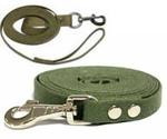 Поводок Для Собак BraVa (Брава) 2см*3м Брезентовый Арт257