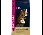Сухой Корм Eukanuba (Эукануба) Adult Healthy Digestion Lamb & Liver Для Кошек Ягненок с Печенью 400г