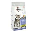 Сухой Корм 1St Choice (Фест Чойс) Kitten Healthy Start Chicken Для Котят Здоровый Старт Цыпленок 2,72кг (1*4)