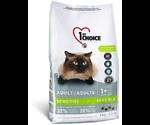 1st Choice (Фест Чойс) Sensitive Stomach (Сенситив Стомач) Сухой Корм Для  Кошек с Чувствительным Желудком с Цыпленком 3КГ