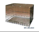 Клетка Triol (Триол) Для Животных 005z 107*56*63,5см Цинк