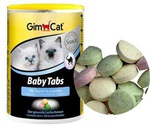 Витамины Gimpet (Джимпет) Baby Tabs (Бэби Табс) для Котят 250т