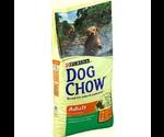 Dog Chow (Дог Чау) Сухой Корм Для Собак Смесь Мяса и Риса 500Г
