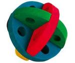 Игрушка Для Грызунов Trixie (Трикси) Мяч Для Лакомства 8,5см 6185