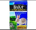 Корм Для Декоративных Кроликов Вака High Quality (Хай Кволити) 500г