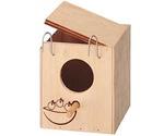 Гнездо Для Птиц Ferplast (Ферпласт) Скворечник 11,5*12,5*12см Nido Mini