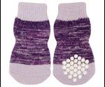 Носочки Для Собак Dezzie (Деззи) Фиолетовые М 30*75мм 5625312