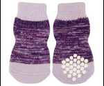 Носочки Для Собак Dezzie (Деззи) Фиолетовые SS 20*70мм 5625310