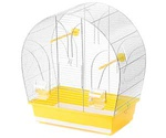 Клетка Для Птиц Inter-Zoo (Интер-Зоо) 51*28*55см TINA ZINC P021