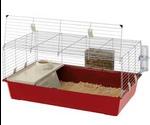 Клетка Для Кроликов Ferplast (Ферпласт) Rabbit 100 Цветная 95*57*46см