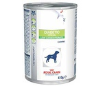 Лечебные Консервы Royal Canin (Роял Канин) Для Собак При Диабете Veterinary Diet Canine Diabetic Low Carbohydrate 410г