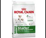 Сухой Корм Royal Canin (Роял Канин) Size Health Nutrition MINI Starter Для Щенков и Беременных Собак Мелких Пород 1кг