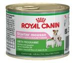 Консервы Royal Canin (Роял Канин) Для Щенков и Беременных Собак Паштет Мусс Starter Mousse 195г