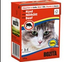 Консервы Bozita (Бозита) Feline Beef Chunks in Sause Для Кошек Говядина Кусочки в Соусе 370г