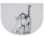 Коврик Под Миску Для Кошек Trixie (Трикси) Кошечки 40*30см 24540