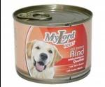 Консервы Dr. Alders (Доктор Алдерс) MyLord Adult Мой Лорд Премиум Для Собак Говядина 195г