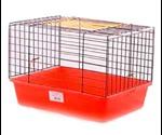 Клетка Для Кроликов и Морских Свинок Вака №2 Складная 59*40,5*33см