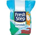 Наполнитель Для Кошачьего Туалета Fresh Step (Фреш Степ) Crystals Силикагель 1,81кг