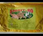 Биовит-80  Антибиотик для Животных Птиц 300г