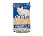 Наполнитель Daffi Maxi ( Даффи Макси) Для Кошачьего Туалета Минеральный Для Длинношерстных Кошек 7 л
