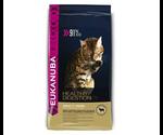 Сухой Корм Eukanuba (Эукануба) Adult Cat Healthy Digestion Lamb & Liver Для Кошек Ягненок с Печенью 4кг