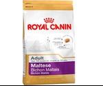 Сухой Корм Royal Canin (Роял Канин) Breed Health Nutrition Maltese Adult Для Собак Породы Мальтийская Болонка 1,5кг