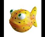 Игрушка Рыба-Шар Lt0812 12,5см Латекс