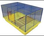 Клетка Для Хомяков ЗооМарк 2-х Этажная 36*24*23см 111 (Для Джунгариков)