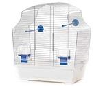 Клетка Для Птиц Inter-Zoo (Интер-Зоо) 50,5*28*54см MARGOT II ZINC P047