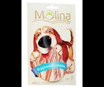 Лакомство Molina Для Собак Куриный Сэндвич 80г