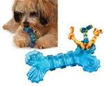 Игрушка Для Собак Мелких Пород Petstages (ПетСтейдж) Орка Мини Косточка с Канатиками Mini Orka Bone 10,5см 221