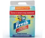 Пеленки Mr.Fresh (Мистер Фреш) Regular Для Ежедневного Применения 90*60 8шт F203