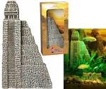 Аквадекор Для Аквариума Hydor H2show Пирамида Ацтеков Левая Сторона В00220