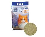 Наполнитель Сибирская Кошка Прима Для Кошачьего Туалета Комкующийся 5 л