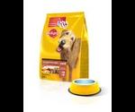 Pedigree (Педигри)Для Взрослых Собак Старше 8Лет с Курицей, Рисом и Овощами 600Г