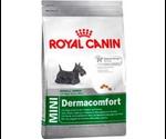 Сухой Корм Royal Canin (Роял Канин) Size Health Nutrition MINI Dermacomfort Для Собак Мелких Пород с Чувствительной Кожей 2кг