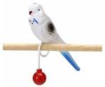 Игрушка Для Птиц IPTS Попугай На Кольце 010326