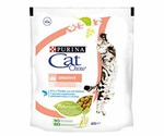 Сухой Корм (Кэт Чау) Для Кошек с Чувствительным Пищеварением Птица и Лосось Adult Sensitive 400г