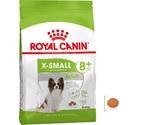 Сухой Корм Royal Canin (Роял Канин) X-SMALL Adult 8+ Для Пожилых Собак Миниатюрных Пород Старше 8 Лет 500г