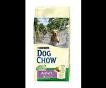 Dog Chow (Дог Чау) Adult(Эдалт) Сухой Корм Для Собак с Ягненком и Рисом 500Г