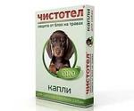Чистотел Био Капли От Блох Для Собак Мелких Пород 1 доза С502