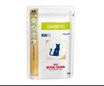 Лечебный Влажный Корм Royal Canin (Роял Канин) Veterinary Diet Feline Diabetic Для Кошек При Сахарном Диабете 100г